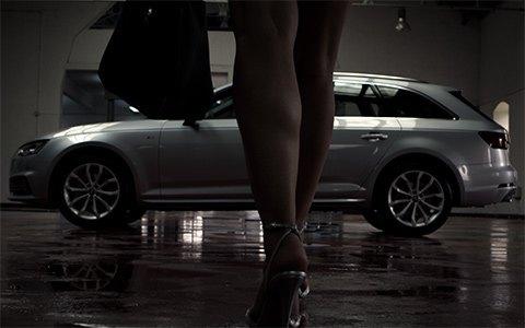 Spot Audi DanzA4. Productora audiovisual